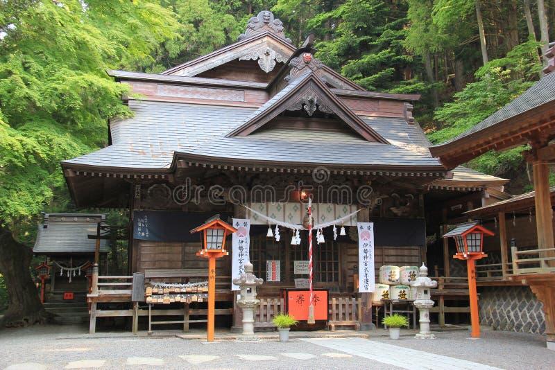Capilla de Shiogama fotografía de archivo