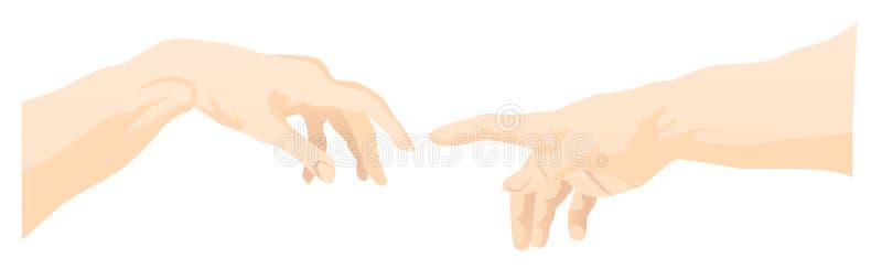 Capilla de Sistine ilustración del vector