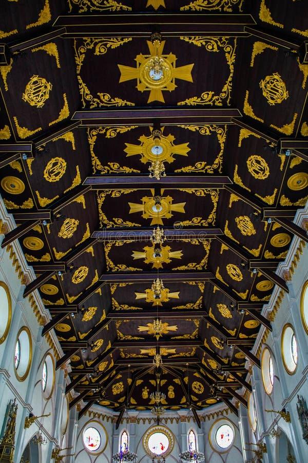 Capilla de Sistine fotografía de archivo libre de regalías