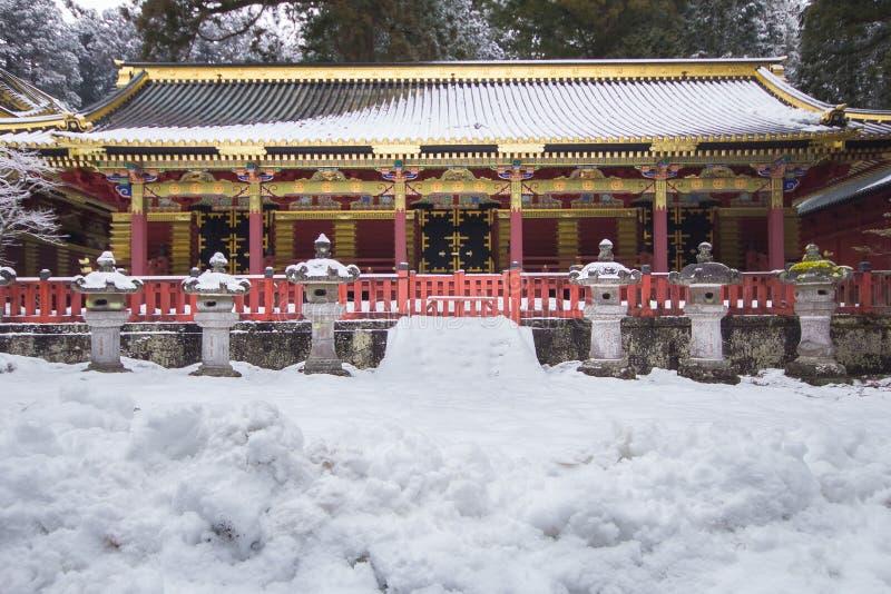 Capilla de Toshugu imagenes de archivo