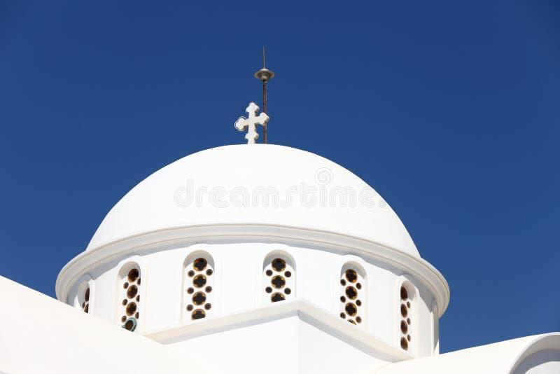 Capilla en Grecia fotografía de archivo libre de regalías