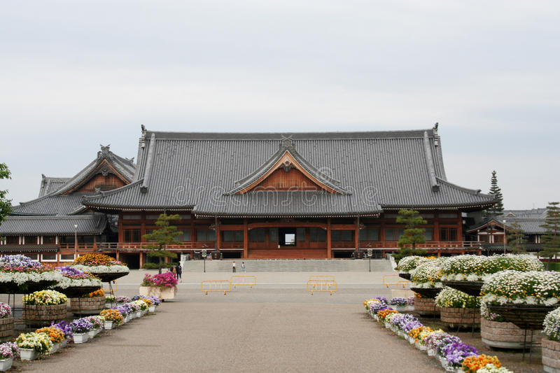 Capilla en Nara imagen de archivo libre de regalías