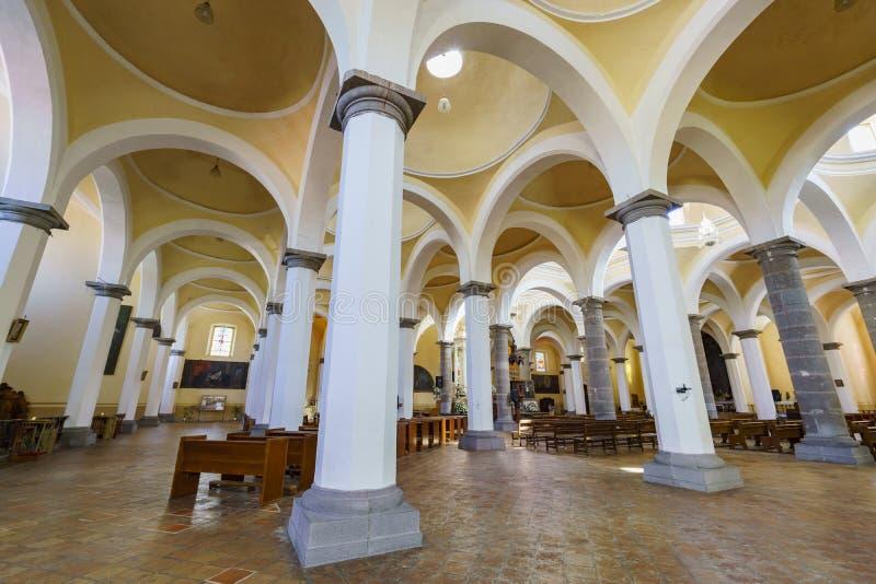 Capilla o real de Naturales, Convento de San Gabriel fotos de stock