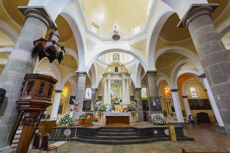 Capilla o real de Naturales, Convento de San Gabriel fotos de stock royalty free
