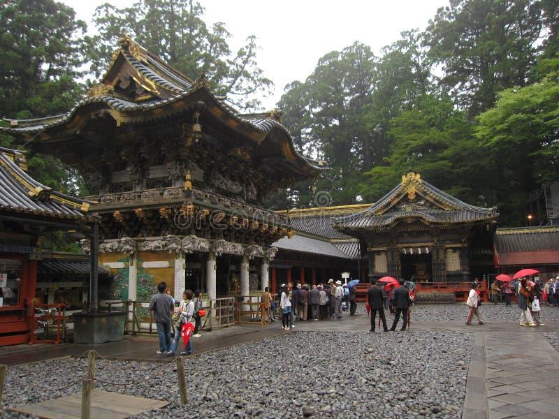 Capillas y templos japoneses tradicionales fotos de archivo libres de regalías