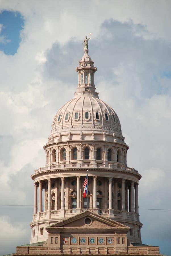 Capitólio de Texas imagens de stock royalty free