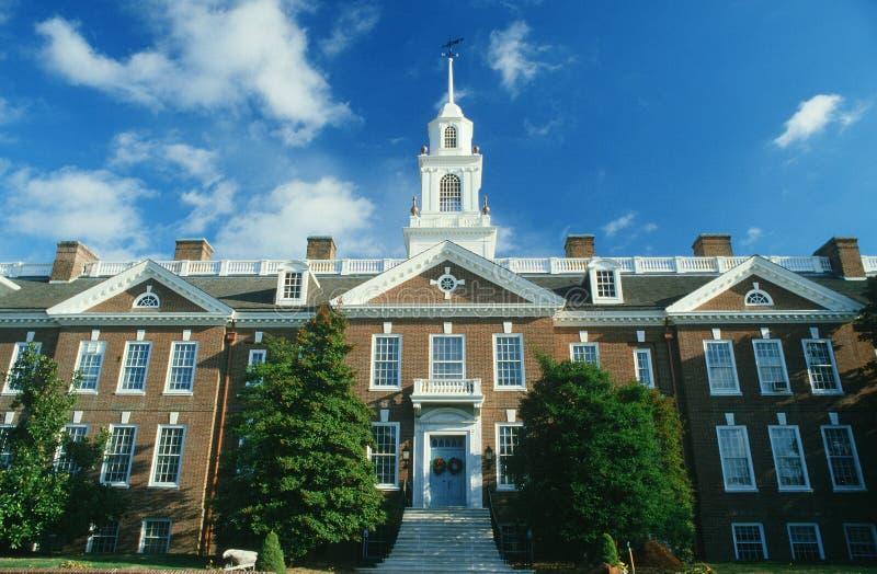 Capitólio do estado de Delaware, fotos de stock