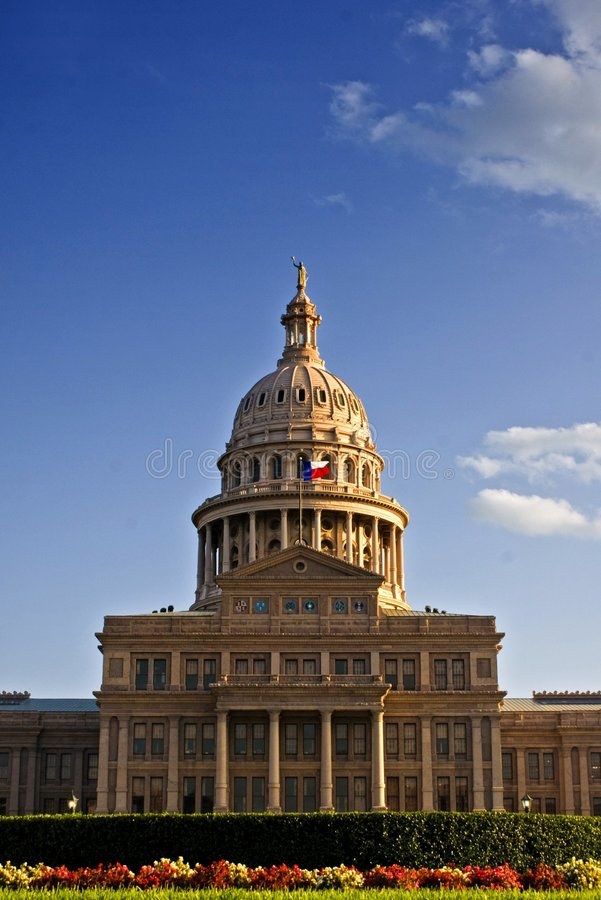 Capitólio do estado de Texas imagem de stock