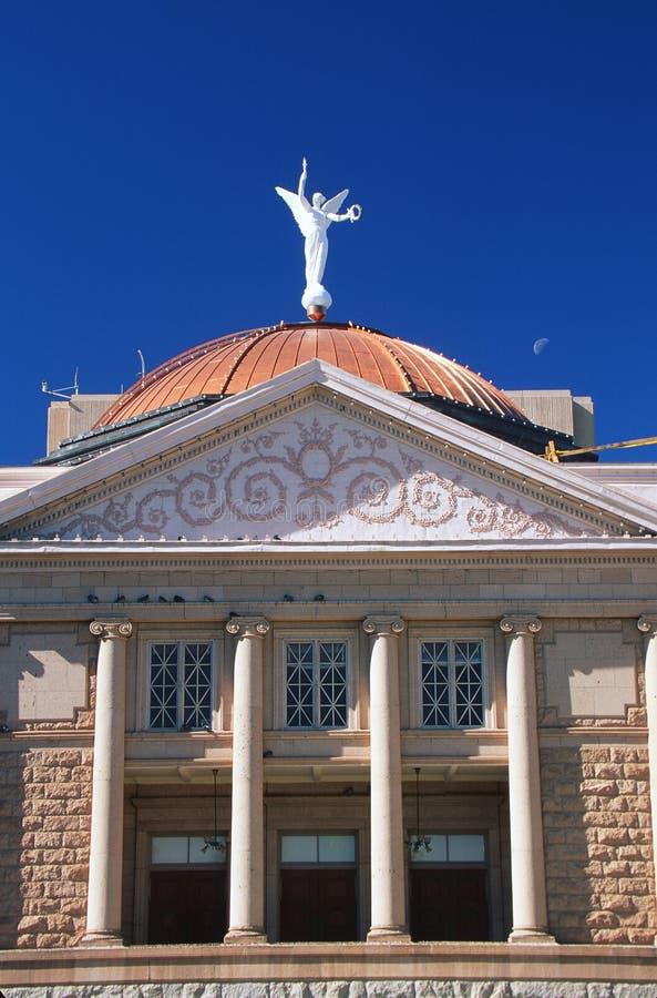 Capitólio do estado do Arizona fotos de stock royalty free