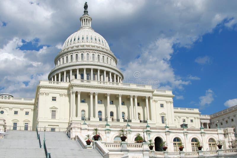 Capitólio dos E.U. no Washington DC foto de stock royalty free