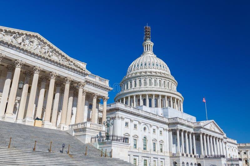 Capitólio dos E.U., Washington DC fotos de stock royalty free