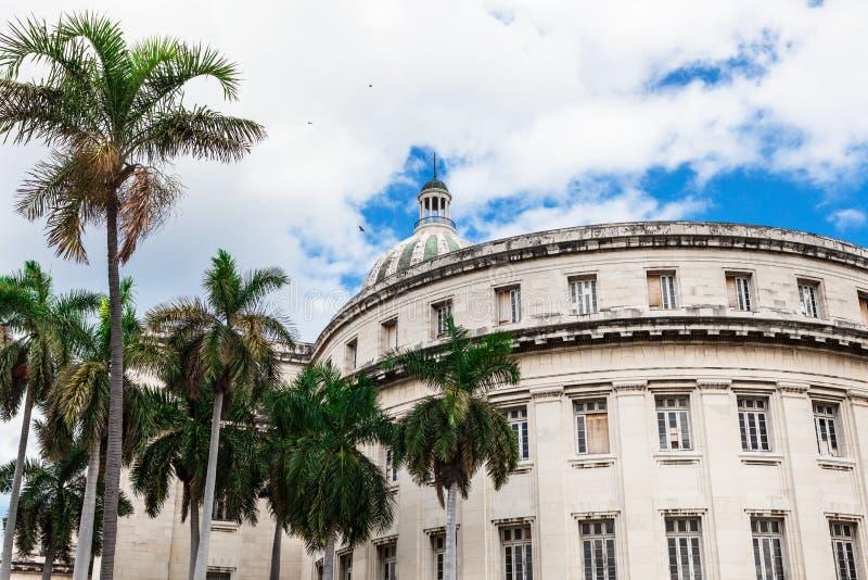 Capitólio em Havanna imagens de stock
