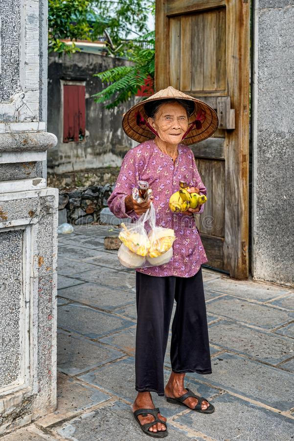 Capital antiga de Hoa Lu de Vietname imagem de stock royalty free