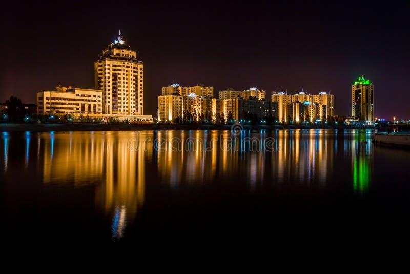 Capital Astana de Cazaquistão imagens de stock