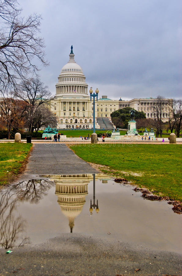 Download Capital Building, Washington Royalty Free Stock Images - Image: 25848449