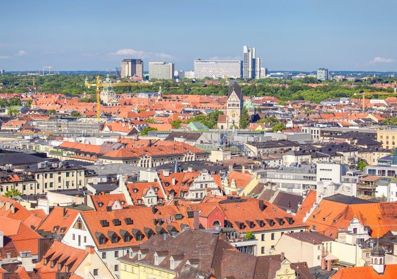 Capital de Baviera imagem de stock
