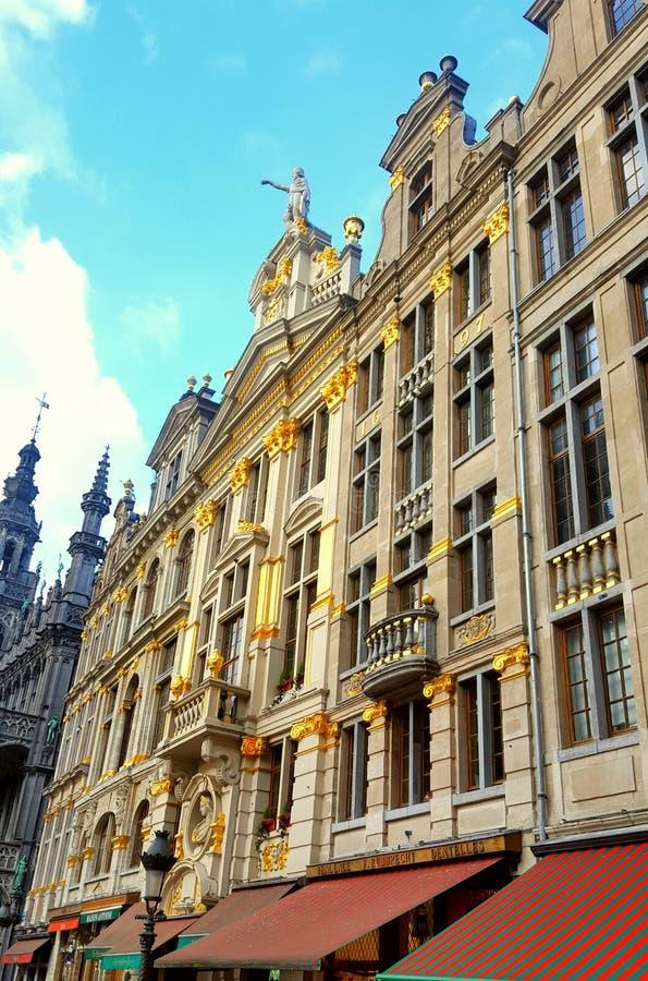 Capital de Bruselas Bélgica Europa foto de archivo libre de regalías