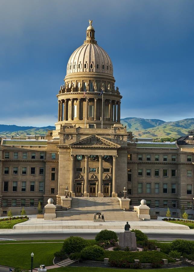Capital de estado de Idaho imagem de stock