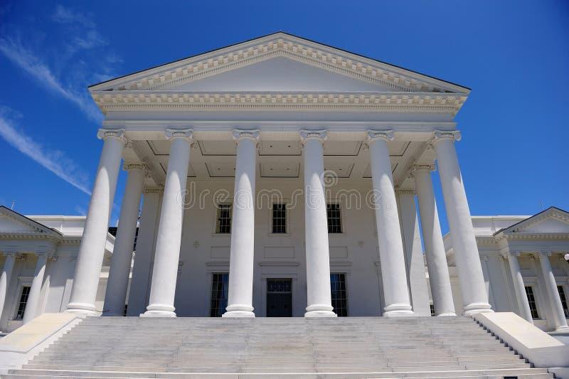 Capital de estado de Virgínia fotos de stock royalty free