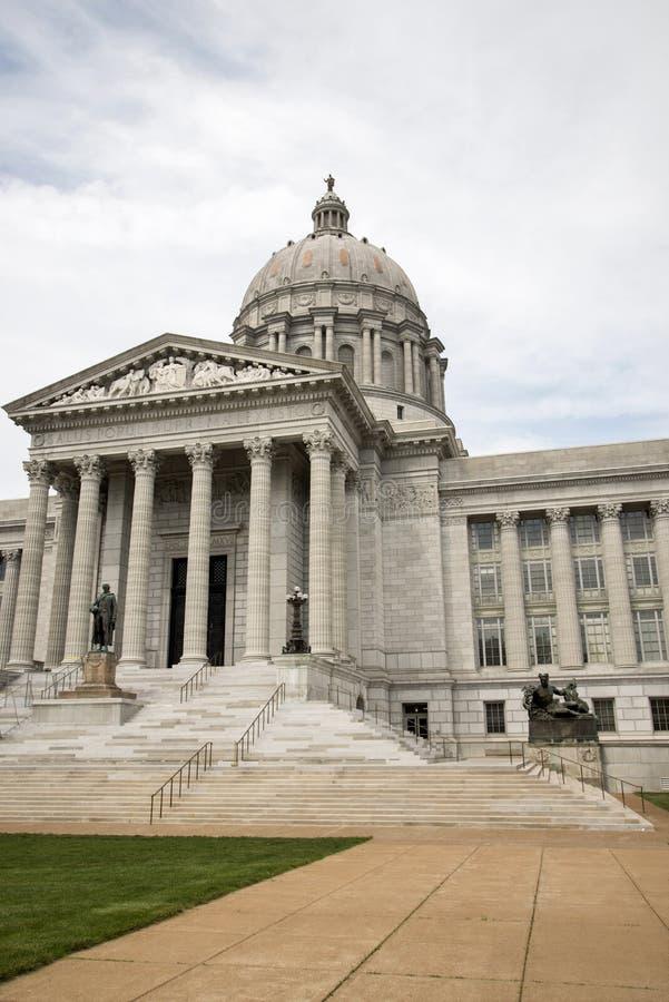 Capital de estado de Missouri imagens de stock royalty free