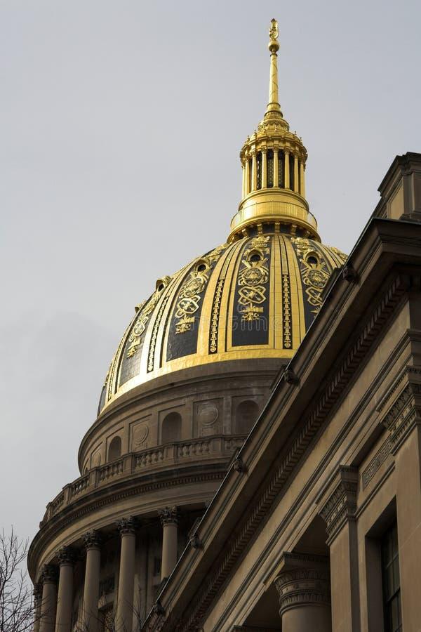 Capital de la Virginie Occidentale photographie stock libre de droits