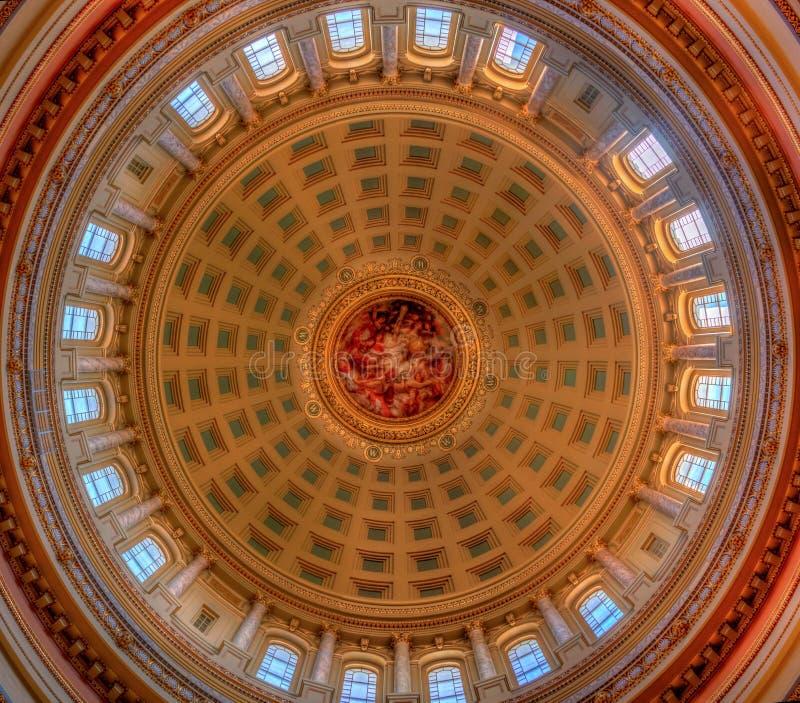 Capital Dome royalty free stock photo