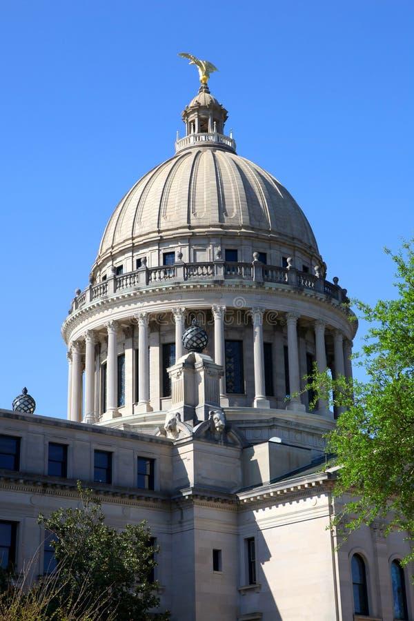Capital du Mississippi images libres de droits