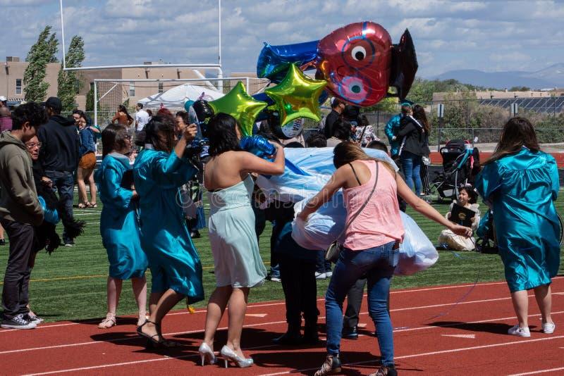 Graduation High School Stock Images - Download 10,104