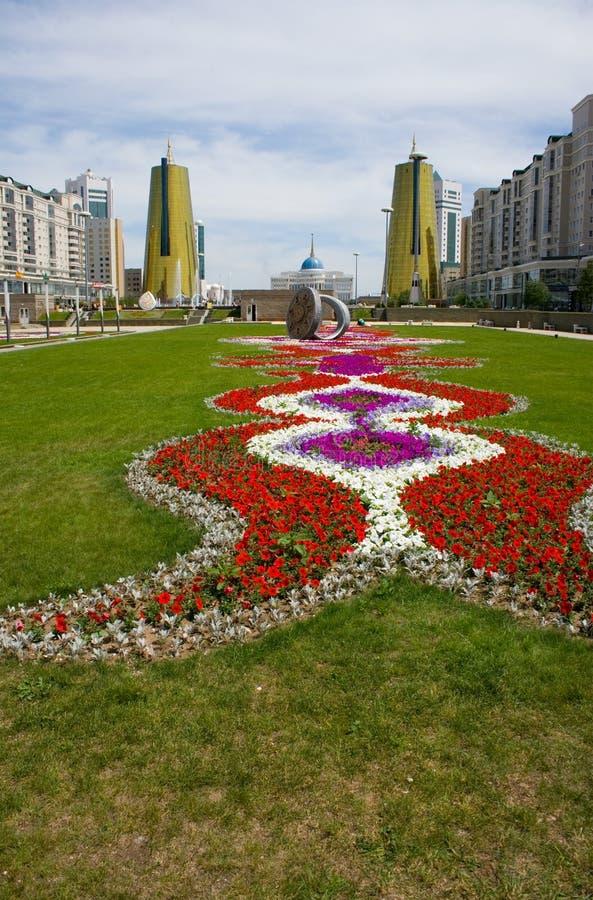 Capital of Kazakhstan Astana. stock photos
