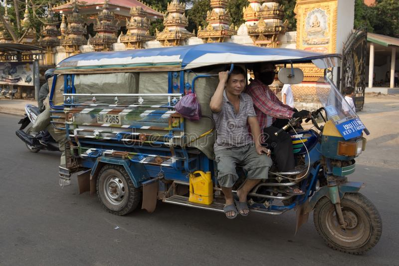 Download The Capital Of Laos, Vientiane Editorial Photo - Image: 83706226