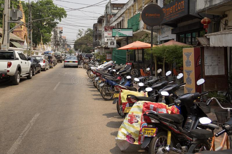 Download The Capital Of Laos, Vientiane Editorial Stock Photo - Image: 83707523