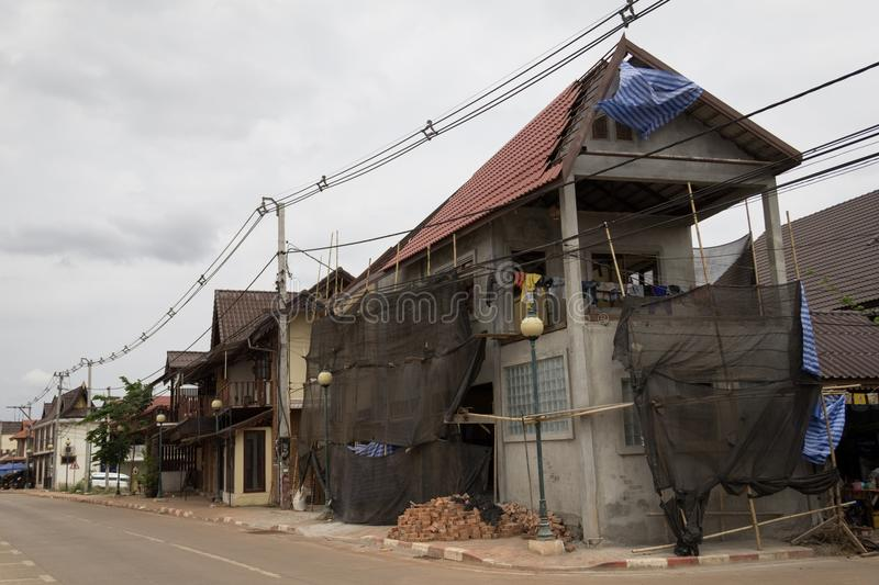Download The Capital Of Laos, Vientiane Editorial Photo - Image of commerce, sell: 83707561