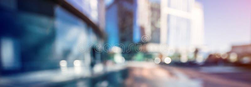 Capital panorámica de la ciudad del negocio imagen de archivo libre de regalías