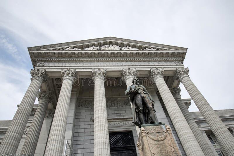 Capitale de l'État du Missouri photo libre de droits