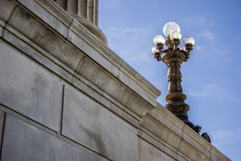 Capitale de l'État du Missouri images stock