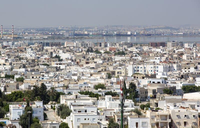 Capitale de la Tunisie photos stock
