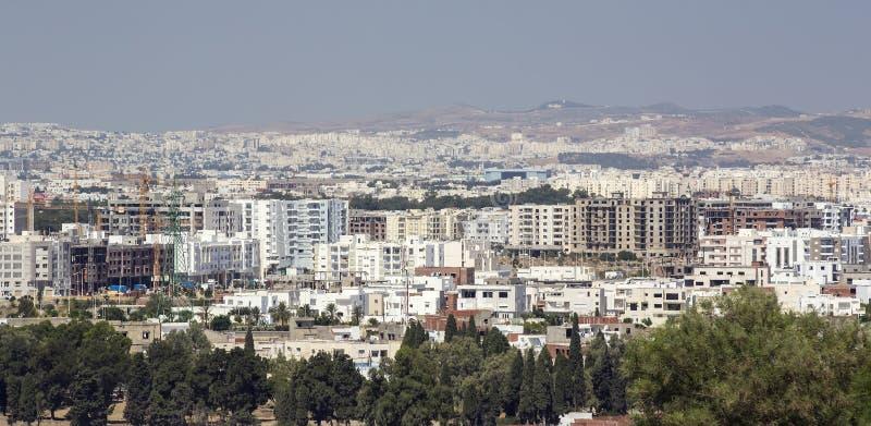 Capitale de la Tunisie photographie stock
