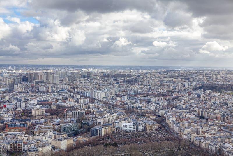 Capitale della Francia immagini stock libere da diritti