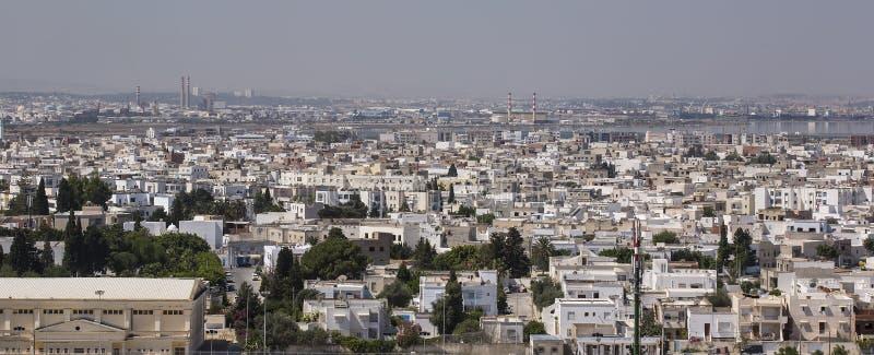 Capitale della Tunisia immagini stock