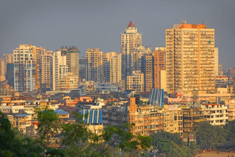 Capitale di Mumbai dell'India fotografia stock