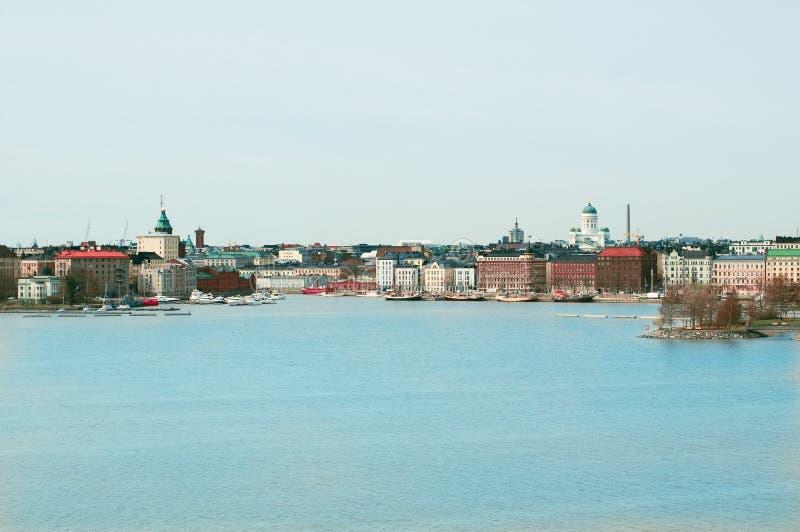 Capitale finlandaise images libres de droits