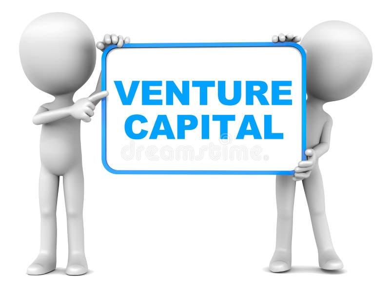 Capitali di rischio illustrazione di stock