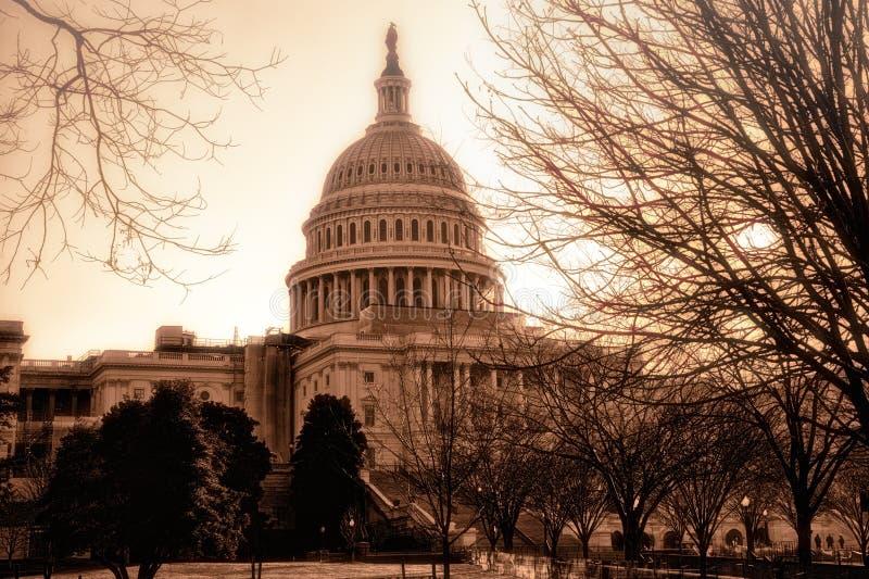 Capitol στοκ φωτογραφία με δικαίωμα ελεύθερης χρήσης