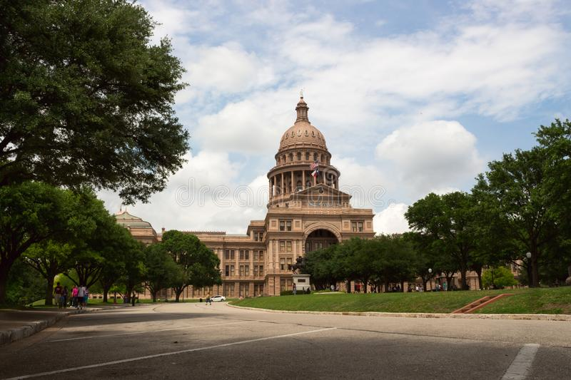 THE AUSTIN CAPITOL OF TEXAS. CAPITOL OF AUSTIN, THIS BUILDING IS SO BIG AND BEUTIFULL INSIDE AND OUTSIDE stock photos