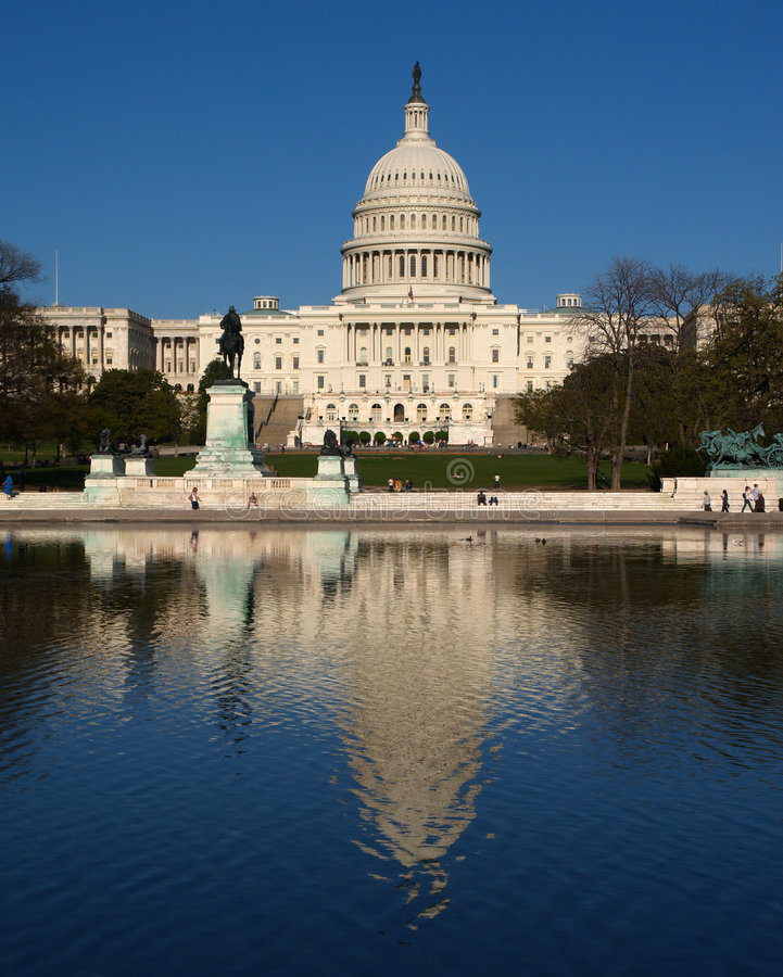 Download The Capitol building in DC stock photo. Image of structure - 2316416