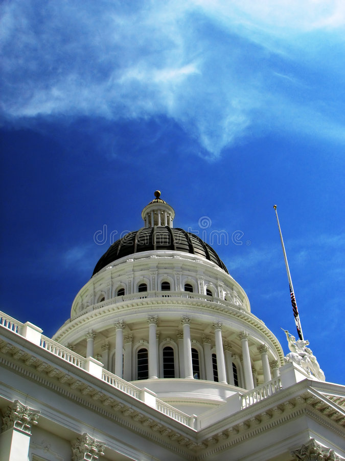 Download Capitol Building In Sacramento, CA Stock Image - Image: 8926103