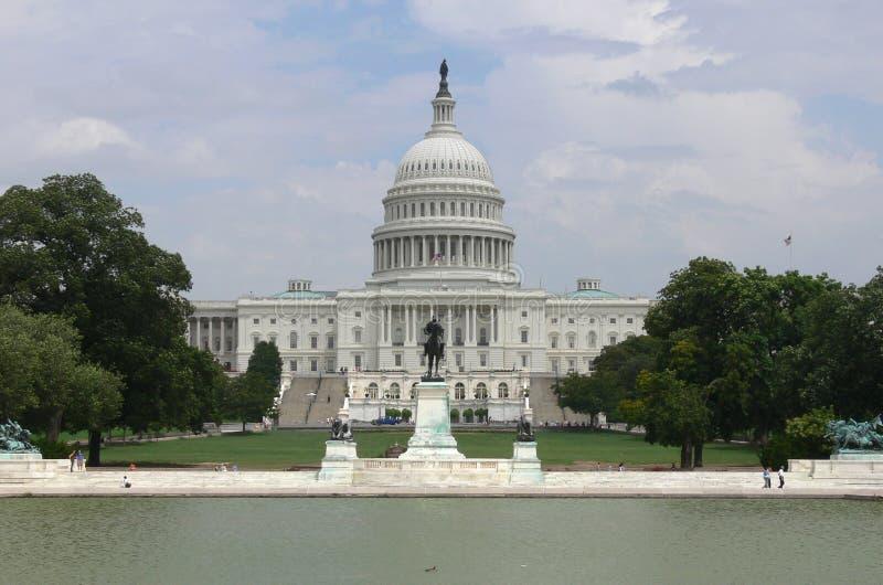 Capitol Building, Washington DC royalty free stock image