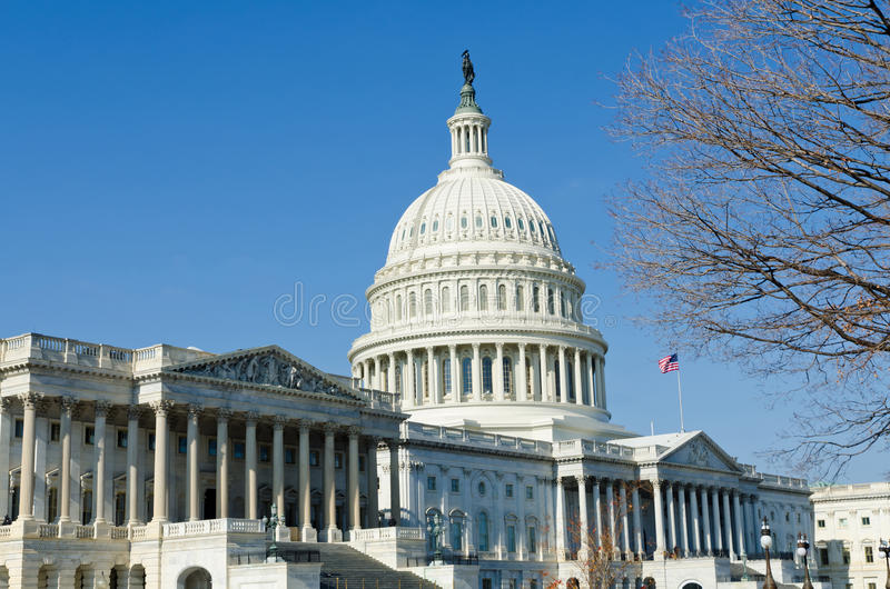 Download Capitol Building In Washington DC Stock Image - Image: 27724651