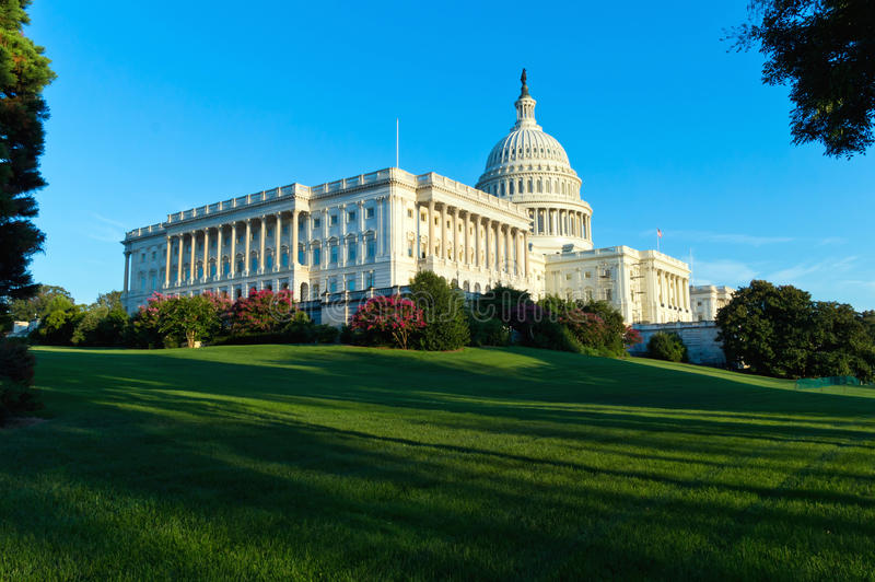 Download Capitol Building In Washington DC Stock Photos - Image: 33517613