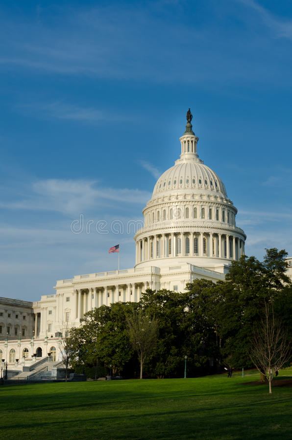 Download Capitol Building In Washington DC USA Stock Photo - Image: 19589818